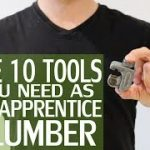 The 10 tools you NEED as an apprentice PLUMBER! | GOT2LEARN