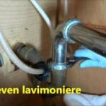badly leaking kitchen sink fixed:plumbing tips